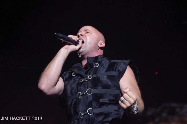 Device Mohegan Sun Arena Uncasville, CT 2013-07-05