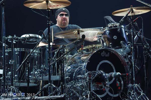 Jason Bonham Mohegan Sun Arena Uncasville, CT 2013-07-04
