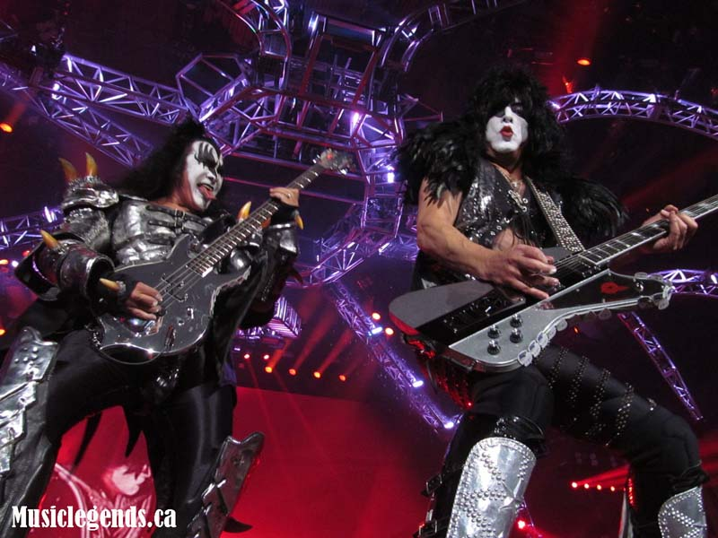 KISS Halifax Metro Centre Monster Tour