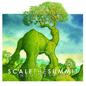 Scale The Summit the migration album