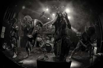 Erimha Interview 2013 | Band on respect of Black Metal Music