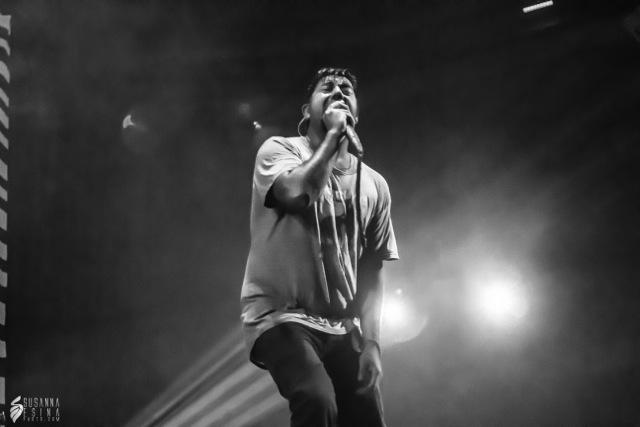 Deftones TD Garden Boston, MA 2013-10-09