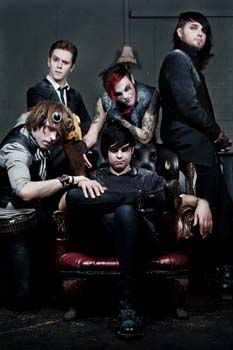 Fearless Vampire Killers Interview: Kier Kemp (2013)