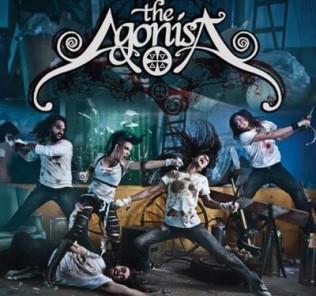 The Agonist artwork