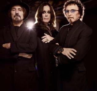 Black Sabbath promo photo from 2013