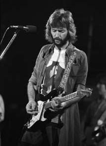 Eric Clapton guitar 1975