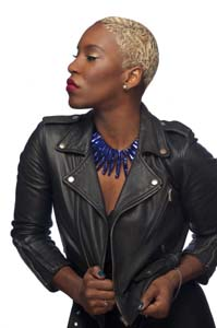 LiV Warfield Interview, Prince and the New Power Generation | February 2014