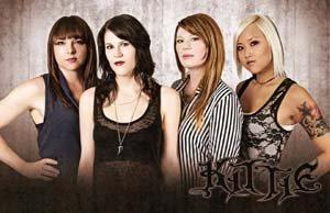 Trish Doan Interview: Kittie Bassist (March 2014)