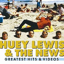Huey Lewis and The News – Hit Singles and Billboard Charts