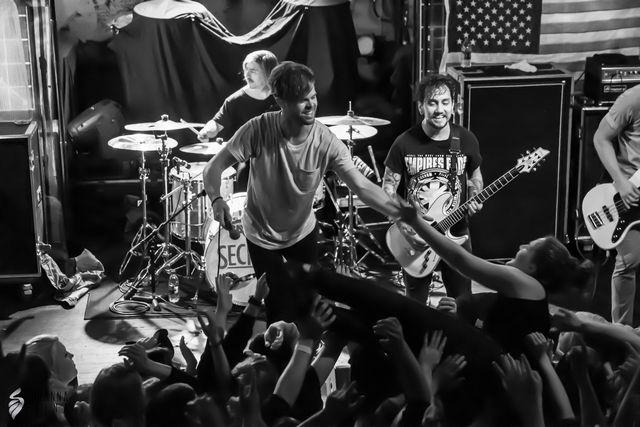 Secrets Paradise Rock Club in Boston, MA 2014-04-26