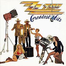 ZZ Top Greatest Hits album