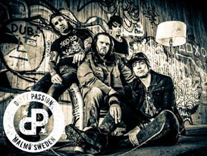 Dirty Passion Interview: Chrisse Olsson guitarist (2014-06-10)