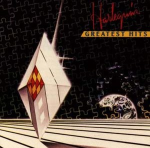 Harlequin Greatest Hits album cover