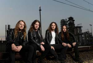 airbourne 2013 band photo