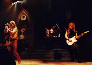 Bernie Tormé Interview, Ozzy Osbourne Guitarist after Randy Rhoads'   September 2014