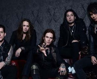 Buckcherry 2014 band picture