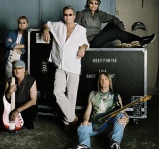 Deep Purple 2011 promo photo