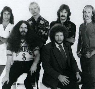 Kansas band 1970s photo