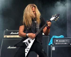 ColdSpell Interview, Micke ColdSpell guitarist (2014-10-02)