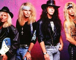 Poison 1990s photo