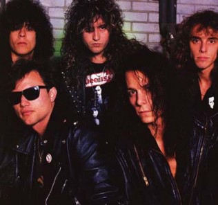 Queensryche in the 1990s