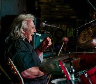 Lee kerslake drummer