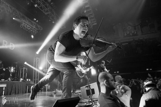 Yellowcard House of Blues Boston, MA – PHOTOS