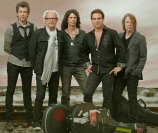foreigner band 2014