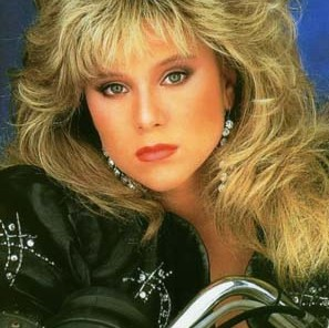Samantha Fox 1980s