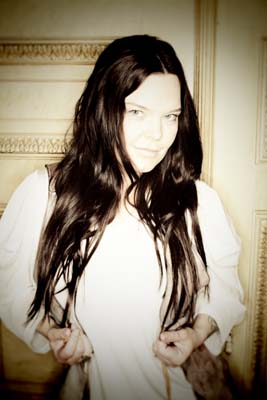 Anette Olzon Interview brown hair