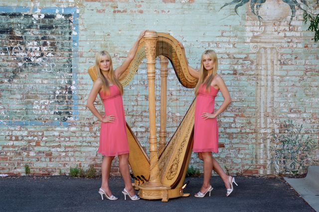 Camille and Kennerly Interview (Harp Twins) (February 2015)
