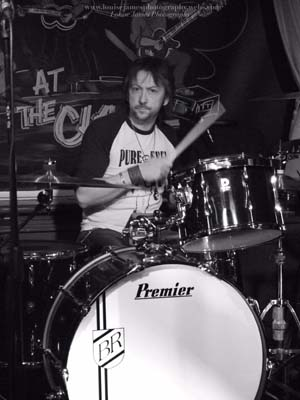 Bob Richards Interview | AC/DC drummer | February 2015