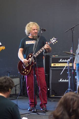 sammy hagar rock n roll fantasy camp 2015