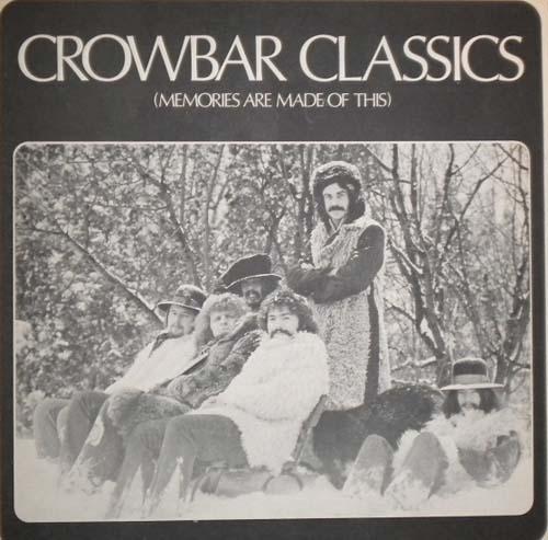 Crowbar Top Songs (Canadian Billboard Charts)