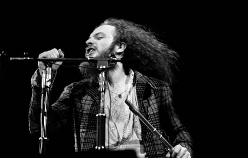 Jethro Tull Top Songs from Canadian Billboard Charts