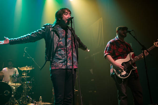 Plain White T's Gramercy Theatre, New York City – PHOTOS