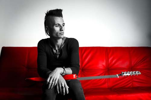 Smashing Satellites lead singer Salvatore Costa (2015 Interviews)