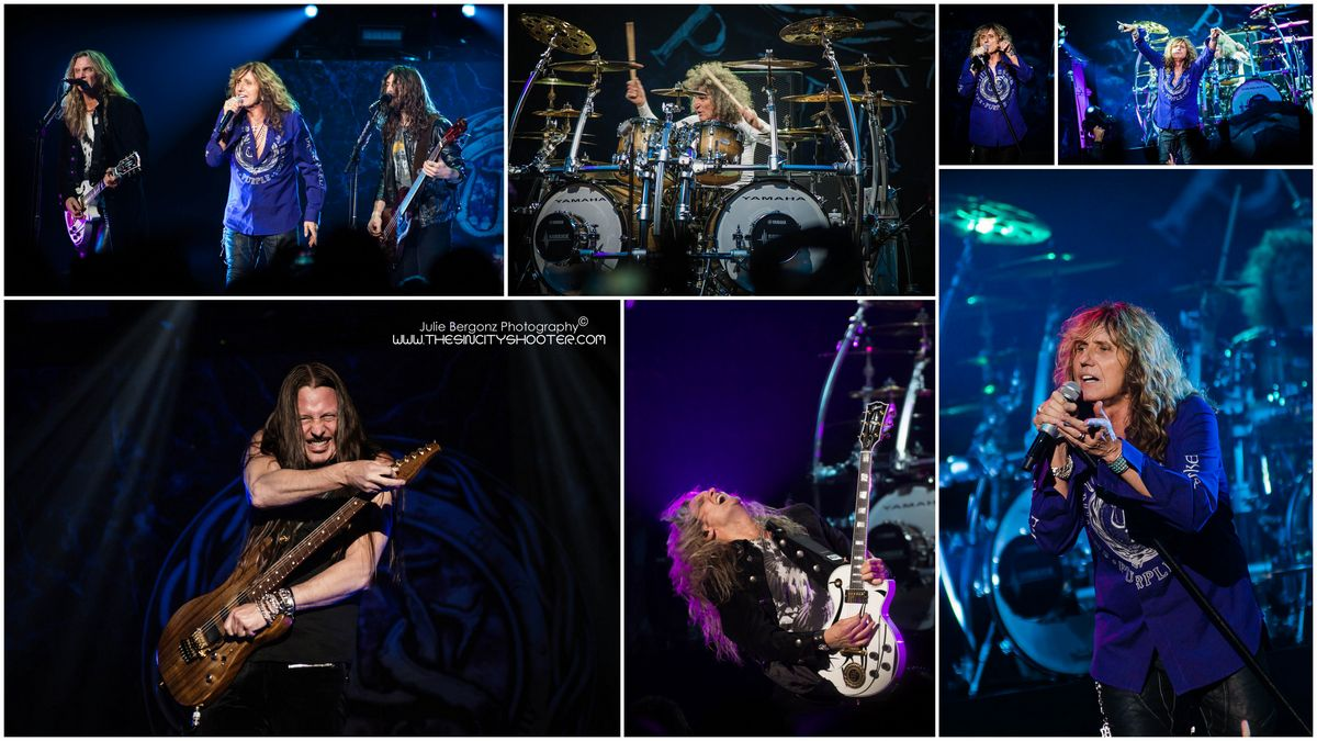 Whitesnake the joint hard rock hotel mix compilation