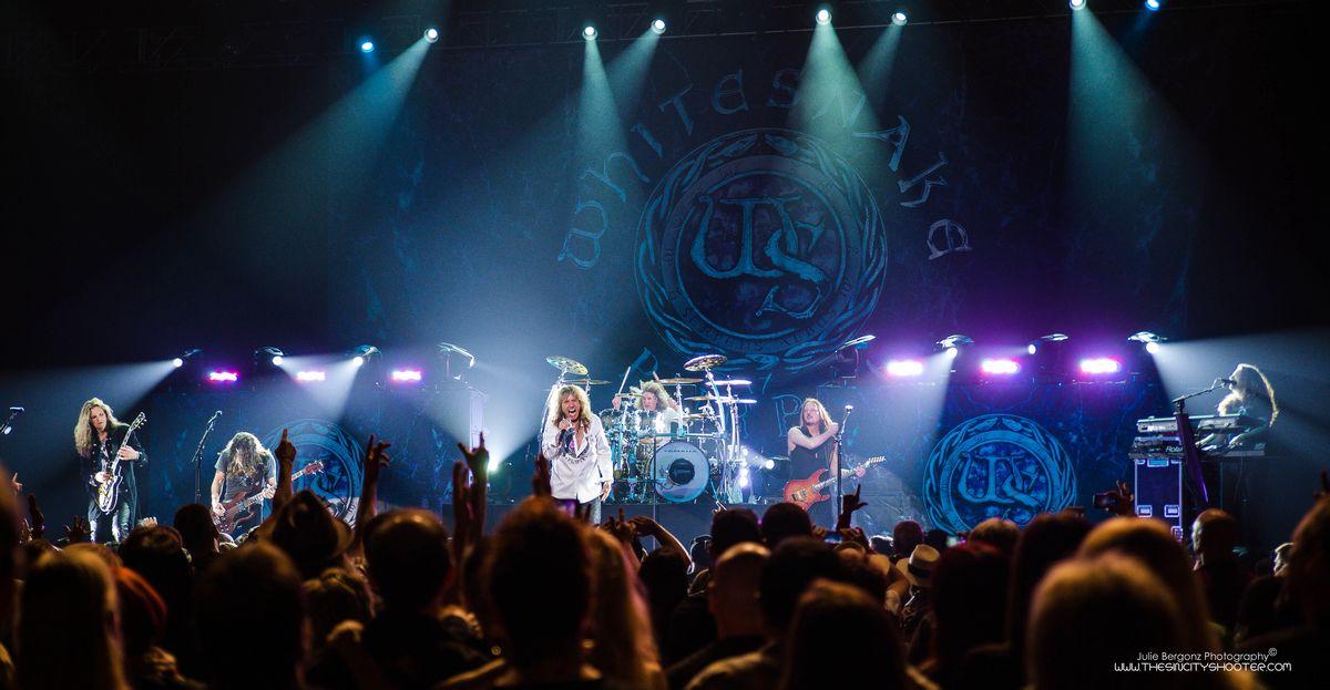 Whitesnake the joint hard rock hotel