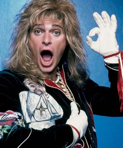 DAVID LEE ROTH Top Songs from Canadian Billboard Charts