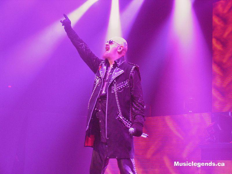 Judas Priest Halifax Scotiabank Centre | November 10, 2015
