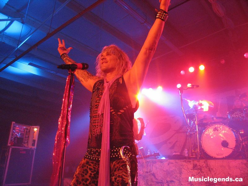 Michael Starr Interview, Steel Panther | 2015
