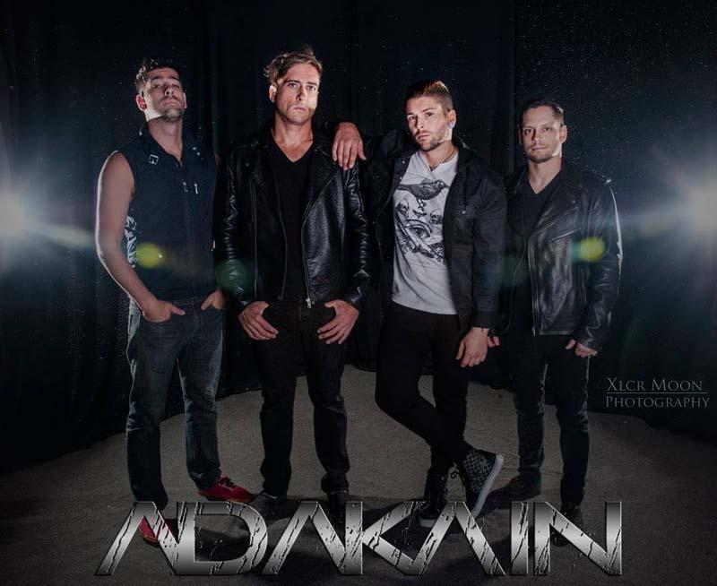 Adakain Interview | Ryan Ray lead singer (November 2, 2015)