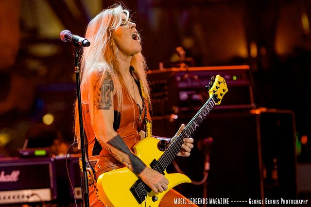 Lita Ford Mohegan Sun