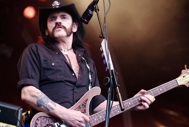 Lemmy Kilmister Motorhead frontman dead at 70