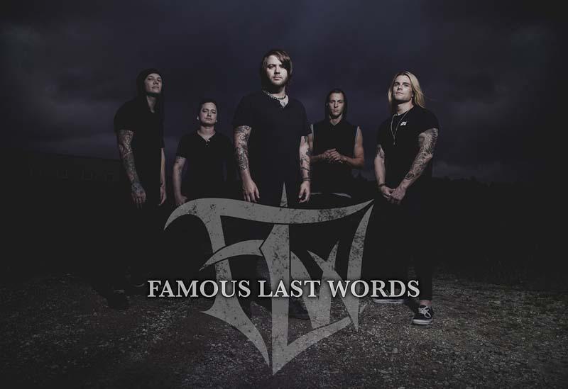 Famous Last Words Interview – JT Tollas