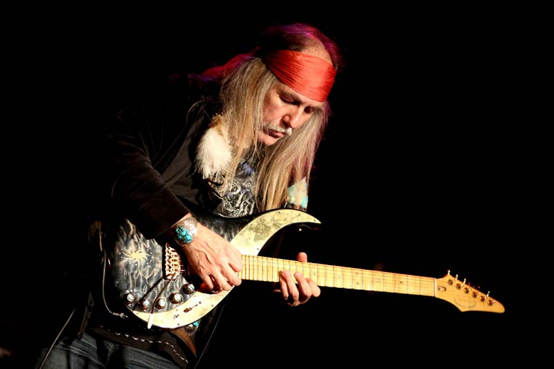 Uli Jon Roth Interview: Ultimate Guitar Experience : 2016-02-11