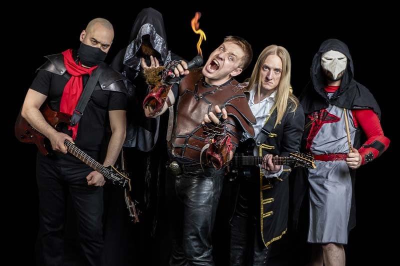 Lords Of The Trident Interview – Fang VonWrathenstein