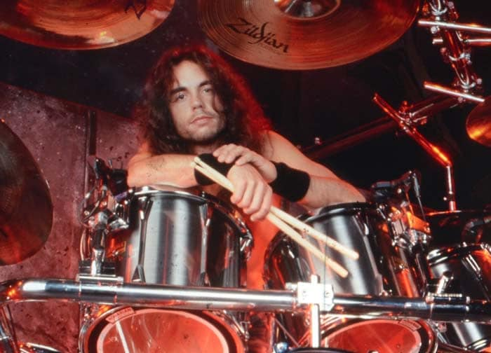 Nick Menza dies at 51 Former Megadeth drummer