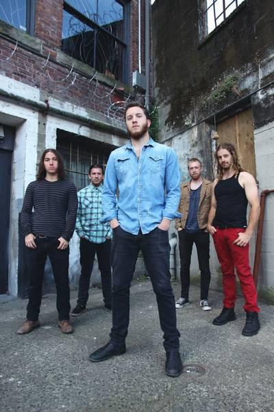 PIGEON PARK vocalist Nick Weber (2016 Interview)